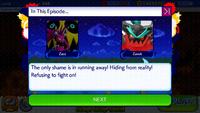 Sonic Runners Zazz Raid event Zavok Cutscene (7)