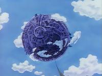 Little Planet under Eggman's control