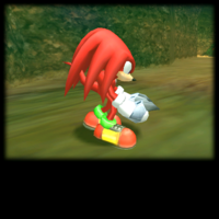 Sonic Adventure Credits (Knuckles 07)