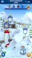 Sonic Dash Snow Mountain Zone ruined