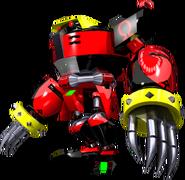 Sonic HeroesOmega