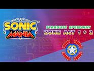 Stardust Speedway Act 1 & 2 - Sonic Mania