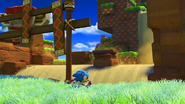 Sonic Forces Green Hill 7