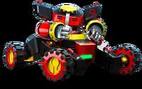 Sonic Racing Omega 2