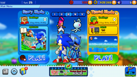 Sonic Runners update