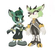 Cassia and Clove version concept artwork