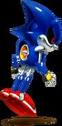 Metal Sonic CD art 1