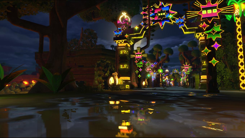 Mystic Jungle