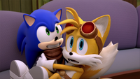SB S1E50 Sonic Tails yikes
