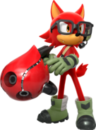 Sonic Forces Artwork - Avatar M