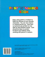 Sonic the Hedgehog Paint 'n' Marker Book-end