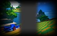Transformed Steam Background 3
