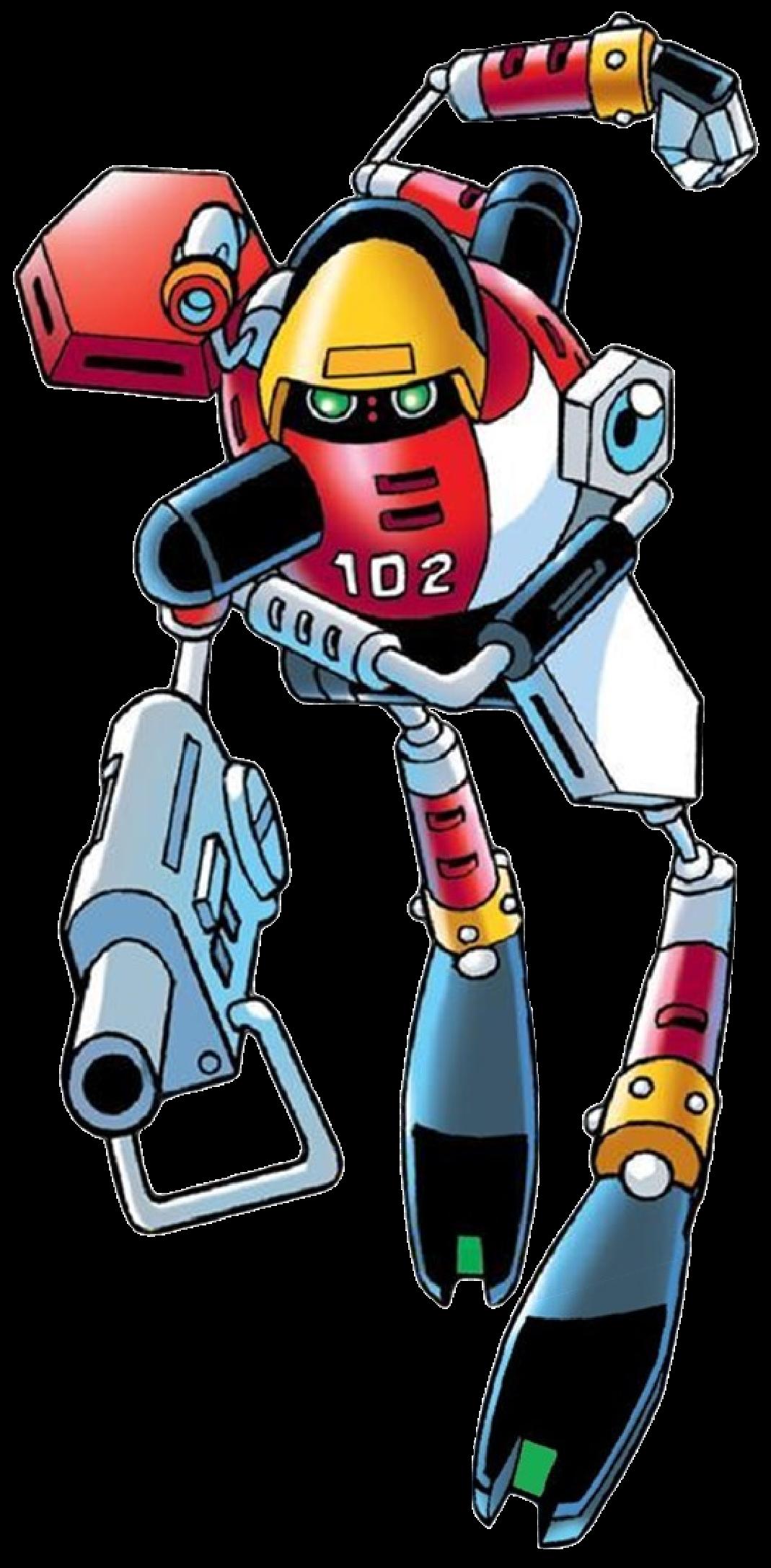 E-102 Gamma (Pre-Super Genesis Wave)