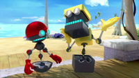 SB S1E10 Orbot Cubot wants hair