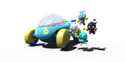 Team Sonic Racing Chao