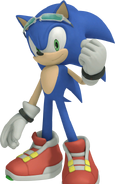 FR Sonic 5