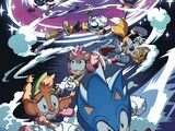 IDW Sonic the Hedgehog Issue 40