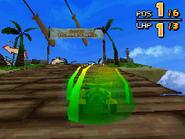 Monkey Target DS 29