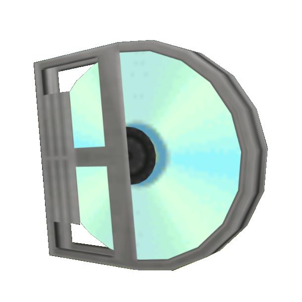 Top secret disk
