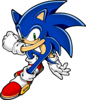 Sonic Art Assets DVD - Sonic The Hedgehog - 12