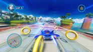 Transformed All Star Sonic