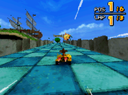 Monkey Target DS 18