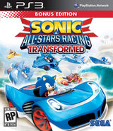 SASRT PS3 Bonus