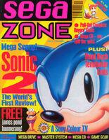 SegaZoneSonic2MagazineCover