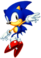 Sonic Chaos Sonic art 1.png