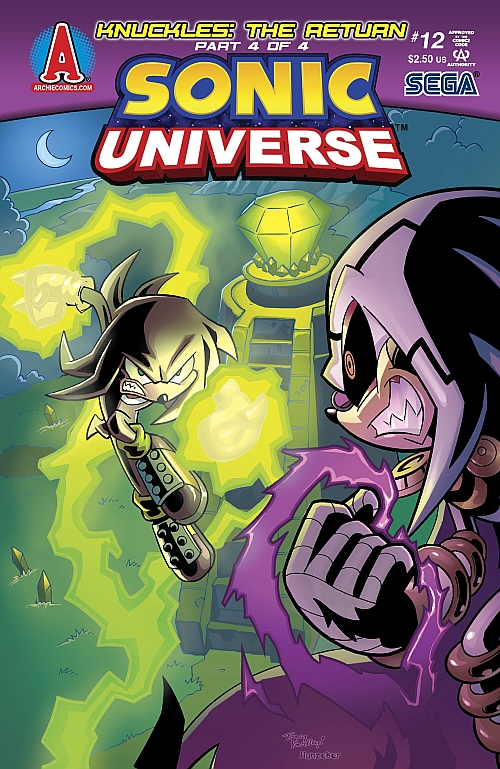 Sonic Universe Issue 12