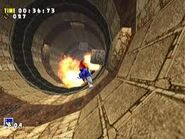 Sonic in Lost World