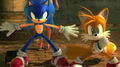 Tails i Sonic 2006