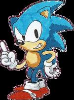 91 Sonic Manual Art.png