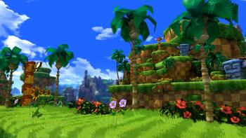 Green Hill (Mundo de Classic Sonic)