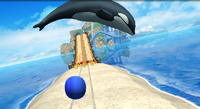 Orca in Sonic Dash 2