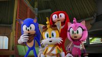 SB S1E04 Team Sonic surprised