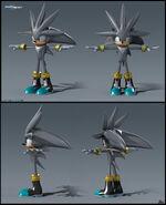 Silver Sonic'06 model