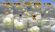 Skydiving SR 07