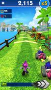 Sonic Dash screen 31