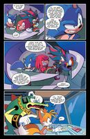 Sonic IDW 11 Page 5