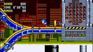 Sonic Mania - Chemical Plant Zone 1