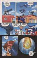 Sonic X issue 33 page 4