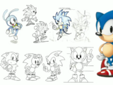 Sonic the Hedgehog/Galeria