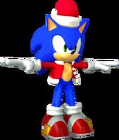Christmas Runners Sonic