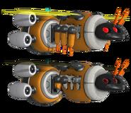 Forces Model Death Queen