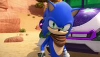 SB S1E12 Sonic uninterested
