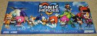 SONIC-HEROES-POSTER-Nintendo-GameCube-GCN-Sonic