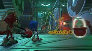 Sonic Forces Promo - Avatar n Sonic