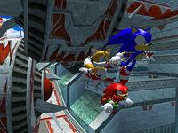Sonic Heroes Screenshot - 6