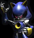 Sonic Rivals 2 - Metal Sonic 2